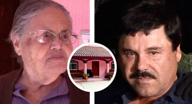 Exhiben mansión de la madre de El Chapo Guzmán en sierra de Sinaloa (VIDEO)