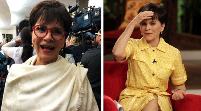 Pati Chapoy habla sobre su triste salida de TV Azteca tras supuestos pleitos legales