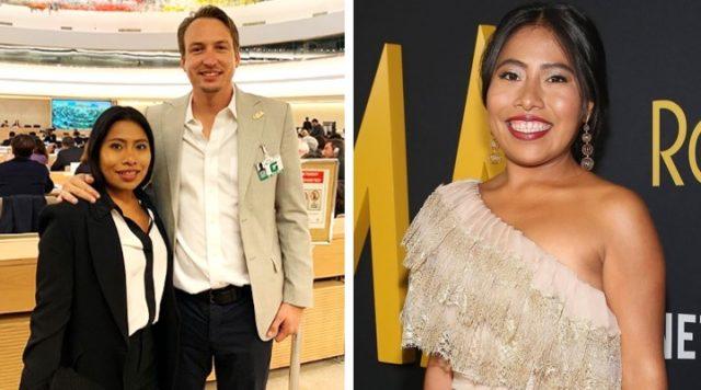 Nicolás Celis: el supuesto novio de Yalitza Aparicio del que todos hablan