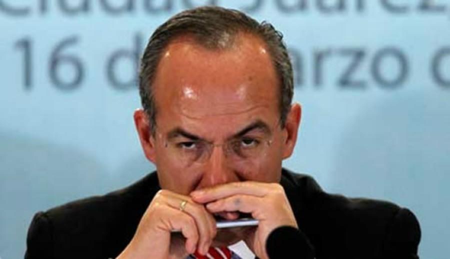 """""""Mi carta fue confidencial y de carácter personal"""", Calderón tunde a AMLO por revelar su carta"""