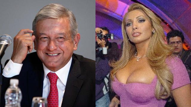 """Paty Navidad llama """"perrada"""" a mexicanos que apoyan a AMLO; usuarios de Twitter reaccionan"""