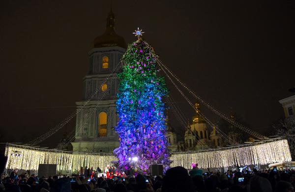 У новорічну ніч для киян і гостей міста підготували насичену розважальну програму