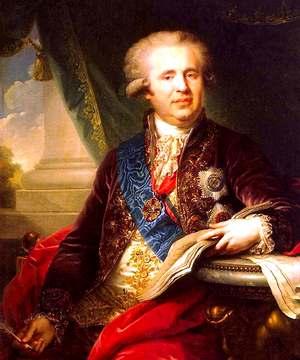 Александр Безбородько - казацкий полковник, имперский канцлер, светлейший князь