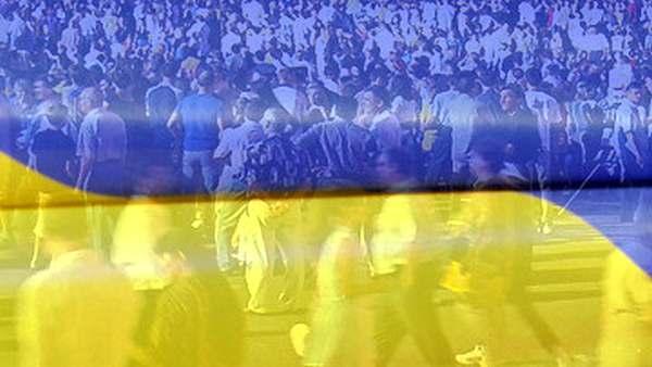 Фото:  Украинцы в мире