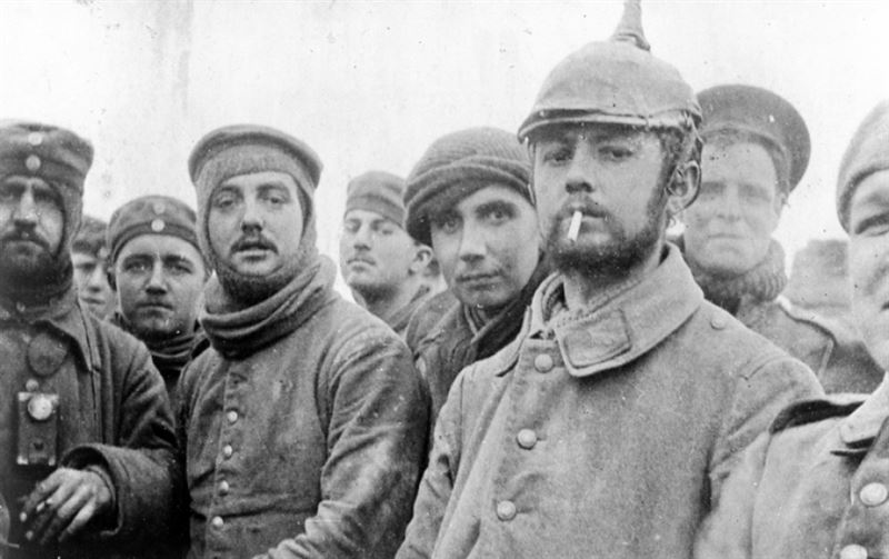Image result for world war i photos german soldiers