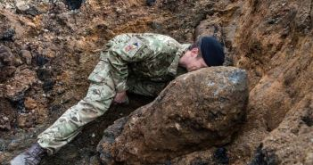 250 kg bomb found in London (Credits: Rupert Frere)