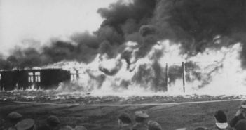 Unseen Horror Pictures of Bergen-Belsen after Liberation