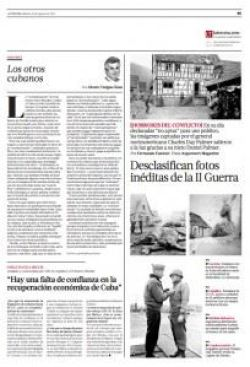 Argunners Magazine in La Tercera