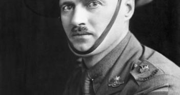 Studio portrait of Major (Maj) Henry William Murray VC DSO and bar DCM (Credits: AWM)