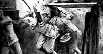 Jack Dimmer WWI
