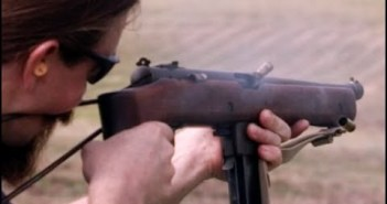 M55 Submachine Gun