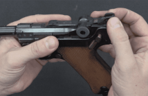 German P04 Naval Luger