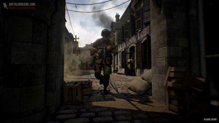 Battalion 1944 - Screenshot 2