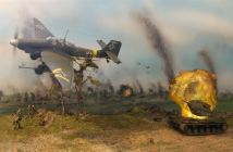 """Hans Ulrich Rudel and his Stuka"" diorama created by Bjørn Jacobsen"