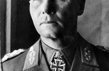 Erwin Rommel Portrait