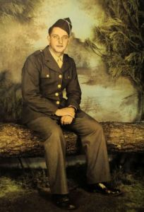 John P. Sersha - Glider Infantry Regiment - Operation Market Garden