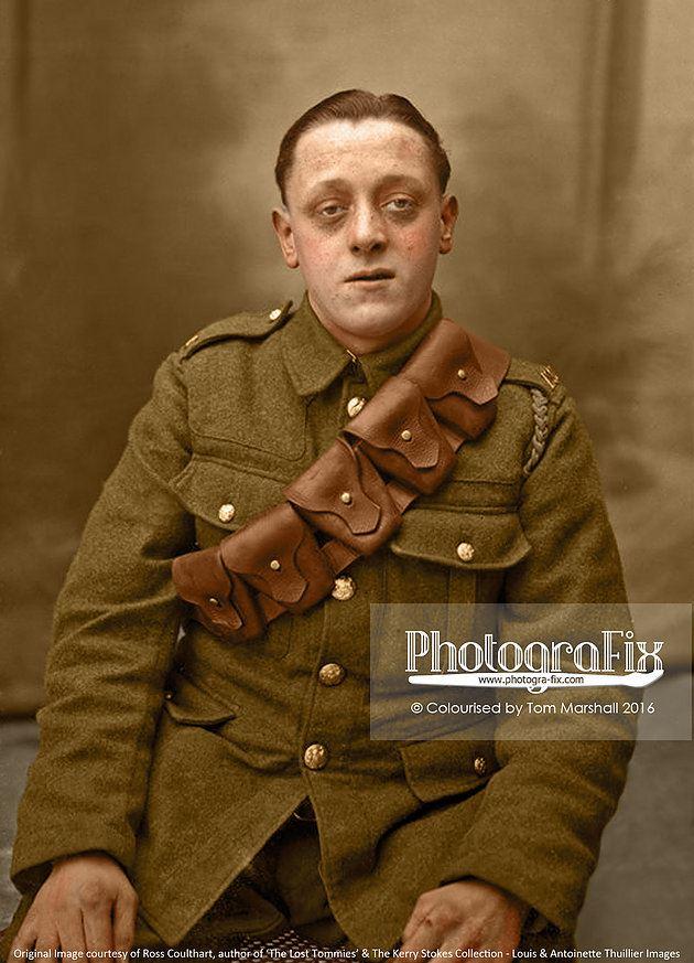 Middlesex Regiment.