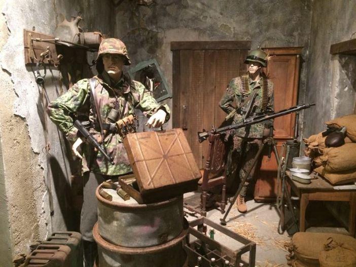 Normandy Tank Museum