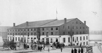 Life at the Infamous Civil War Libby Prison