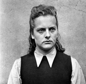 Irma Grese in 1945.