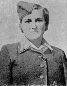 Hermine Braunsteiner in 1946.
