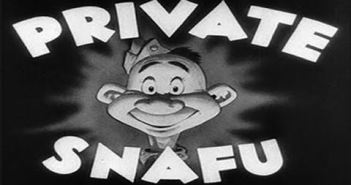 Private Snafu - The Infantry Blues (1943)