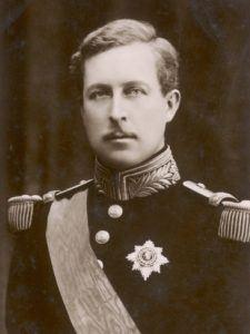King Albert I Belgium