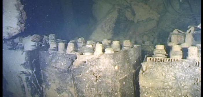 Stunning Pictures of German Submarine U-2511 Wreck