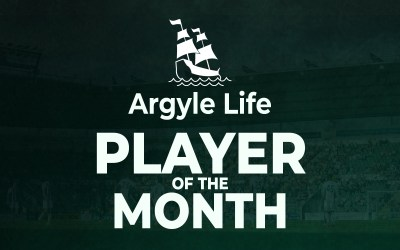 Player of the Month: December 2020