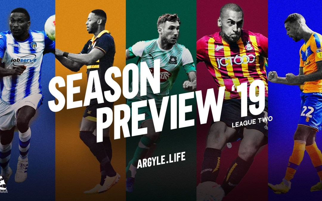 SP19: League Two Predictions