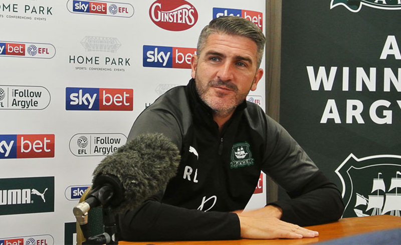 Lowe: Counter-pressing is making a difference for Argyle