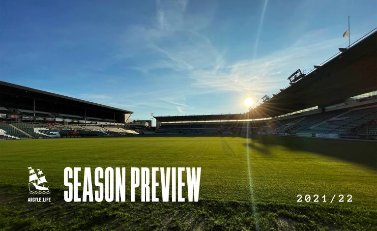 League One Season Preview 2021/22 graphic