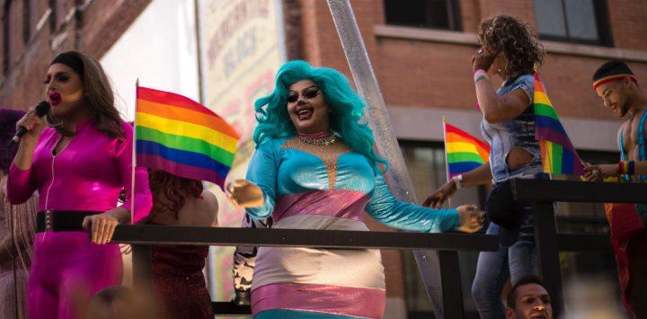 Парад ЛГБТ
