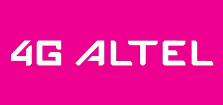 Алтел логотип