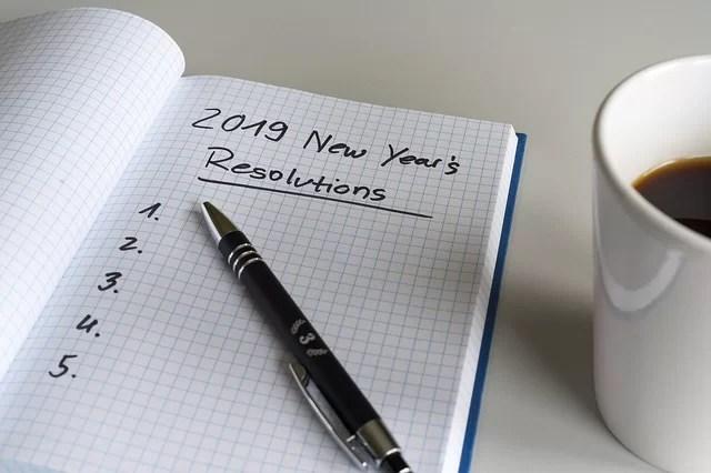 Новогодишни обещания и паник атаки