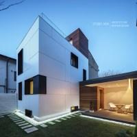 Casa R | Conversie eleganta in detalii minimaliste