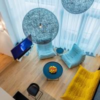 Mic apartament tip duplex amenajat in Bratislava