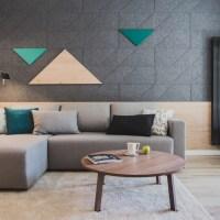Amenajare moderna pentru un apartament mic de 36mp