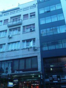 Art Hotel Beograd Rugoba Za Ugled Bez Arhitekture