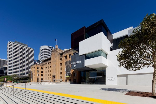 Museum Of Contemporary Arts Sydney Arhitektura