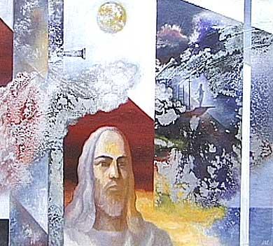 Andrei Mudrea, Amintirea razelor de lună