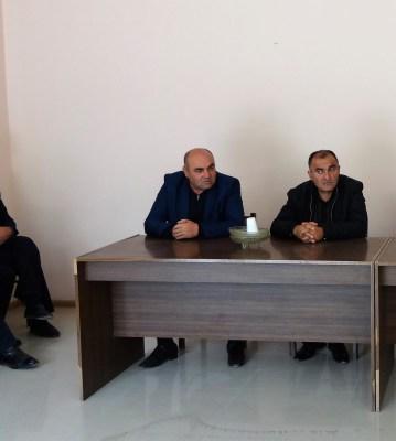 Վարդենիսի տարածքային միության համաժողովին