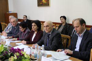 Հանրապետական եռակողմ հանձնաժողովի նիստ․ 23 մարտ, 2018