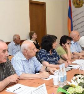 Հանրապետական եռակողմ հանձնաժողովի նիստ. 26 հուլիս, 2017