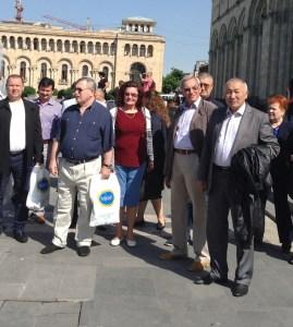 ԱՄՖ խորհրդի նիստը Երևանում, մայիսի 27, 2015