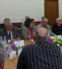 Հանրապետական եռակողմ հանձնաժողովի նիստ. 24 սեպտեմբեր, 2016