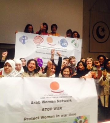 Կանանց Կարգավիճակի Կոմիտեի նստաշրջանը ՄԱԿ-ի գլխավոր գրասենյակում