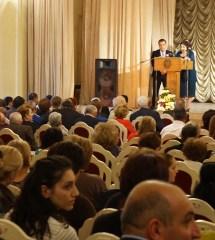 ՃՀՄ նախագահ Անահիտ Ասատրյանի ելույթը 85-ամյակի կապակցությամբ