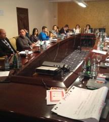 «Արհմիությանն անդամակցելու շարժառիթները»․ սեմինար «Աղվերան» հյուրանոցում, հոկտեմբերի 17-19, 2014