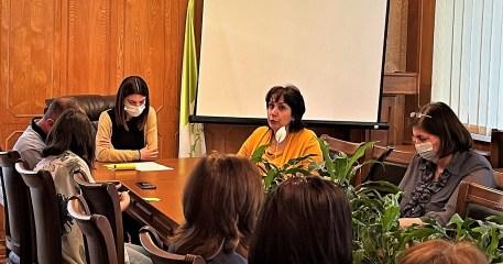 Դիլիջանի տարածքային միության համաժողովին տեղի ունեցան նոր նախագահի ընտրություններ